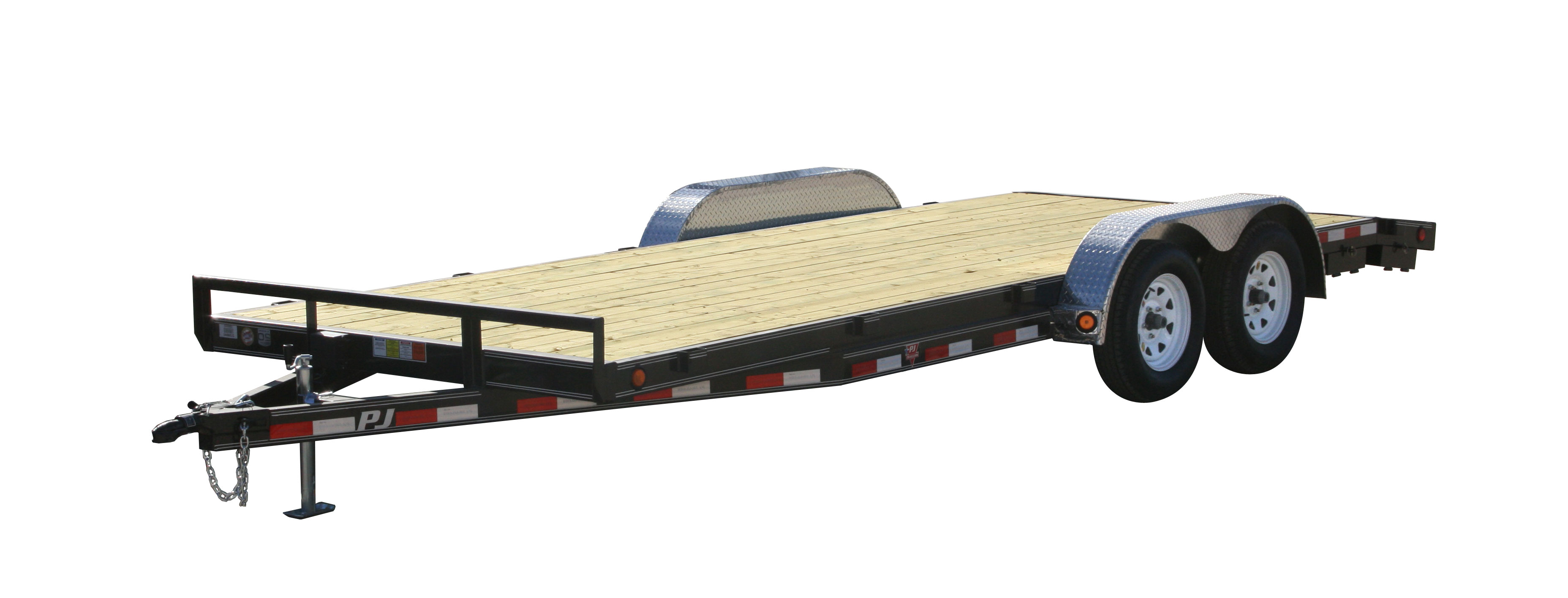 Pj Trailers Image Library Moreover Car Hauler Trailer Plans Utility Wiring 5