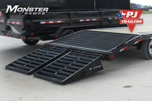 Jersey City Car Dealers >> PJ Trailers 4 ft Monster Ramps
