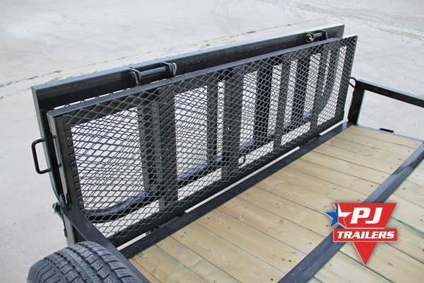 Pj Trailers Bi Fold Gate