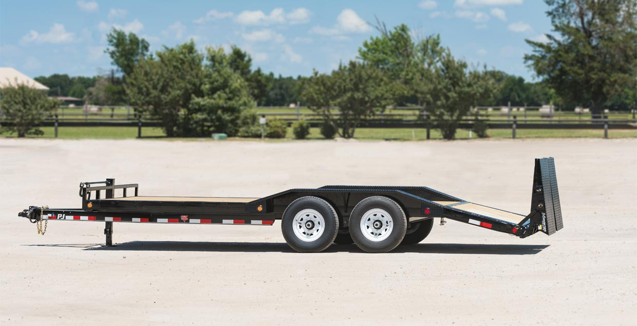 Pj Car Trailers For Sale