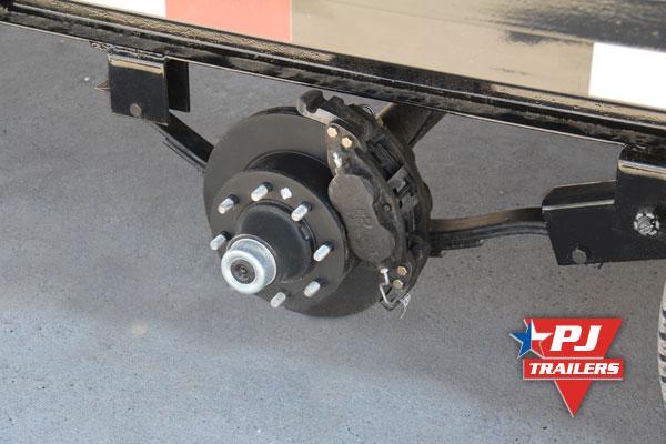 Dexter 7 000 Lbs Hydraulic Disc Brake Axle
