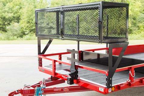 Landscape Toolbox - PJ Trailers Ready Rail®