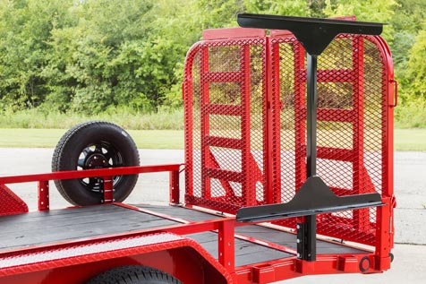 Tool Rack - PJ Trailers Ready Rail®